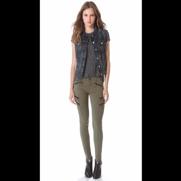 0a0b13a132 rag & bone Jeans | Rag Bone Lariat Denim Army Green W 28 | Poshmark